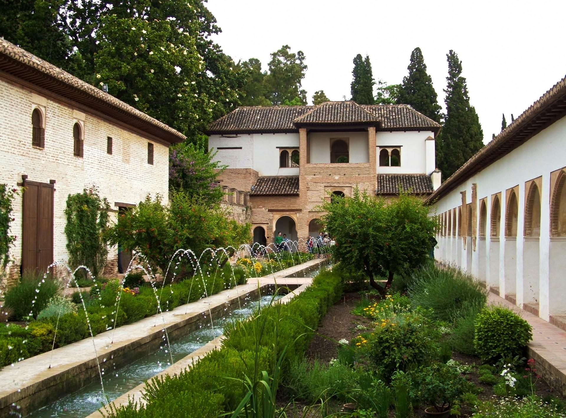 Alhambra Hispaanias