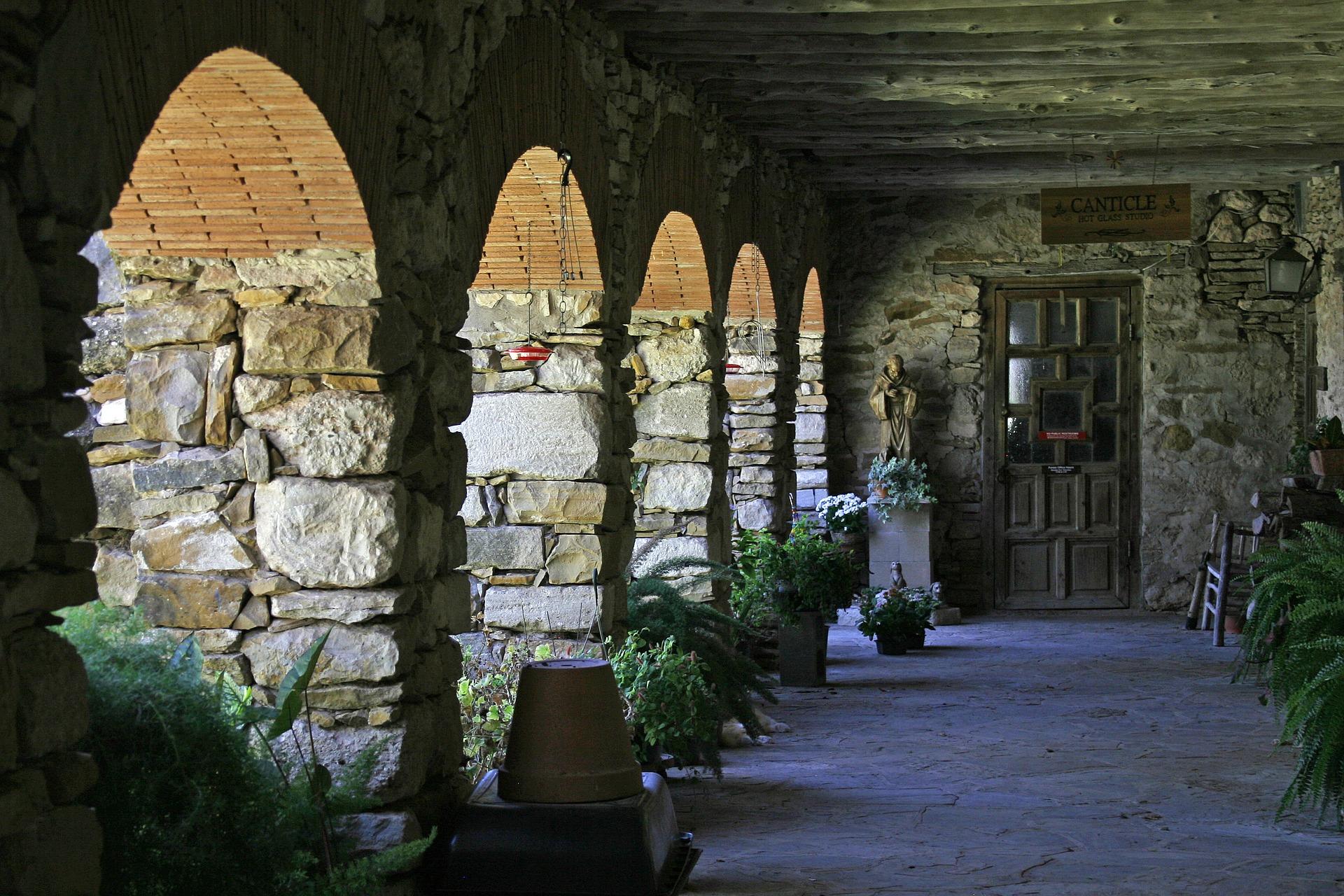 klooster Hispaanias